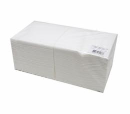 Салфетки  33х33 см 2х слойные Белые (200 шт.)