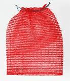 Сетки для овощей 5 кг (100 шт.) Красная