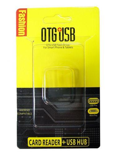 Переходник OTG Орбита BS-520 (microUSB - TYPE-C)