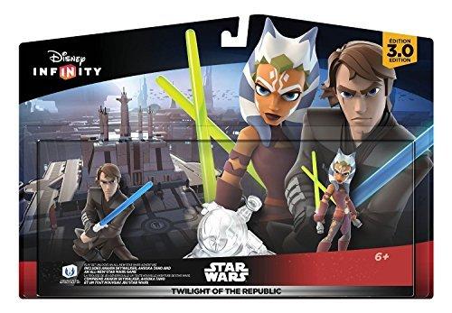 Набор фигурок 3 в 1 Star Wars Twillight of the Republic для Infinity 3.0