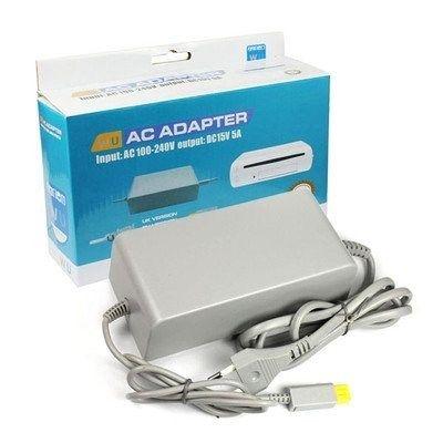 Сетевой адаптер  220V  для приставки Nintendo Wii U (SND-318)