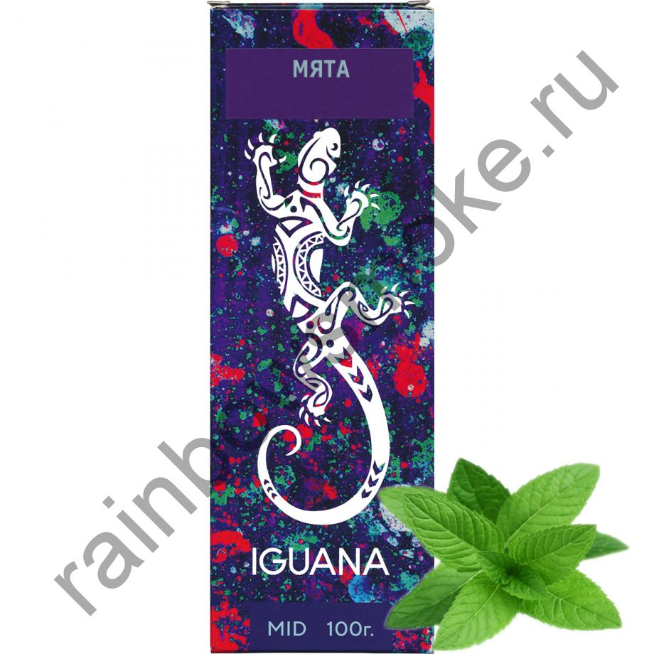 Iguana 100 гр - Mint (Мята)