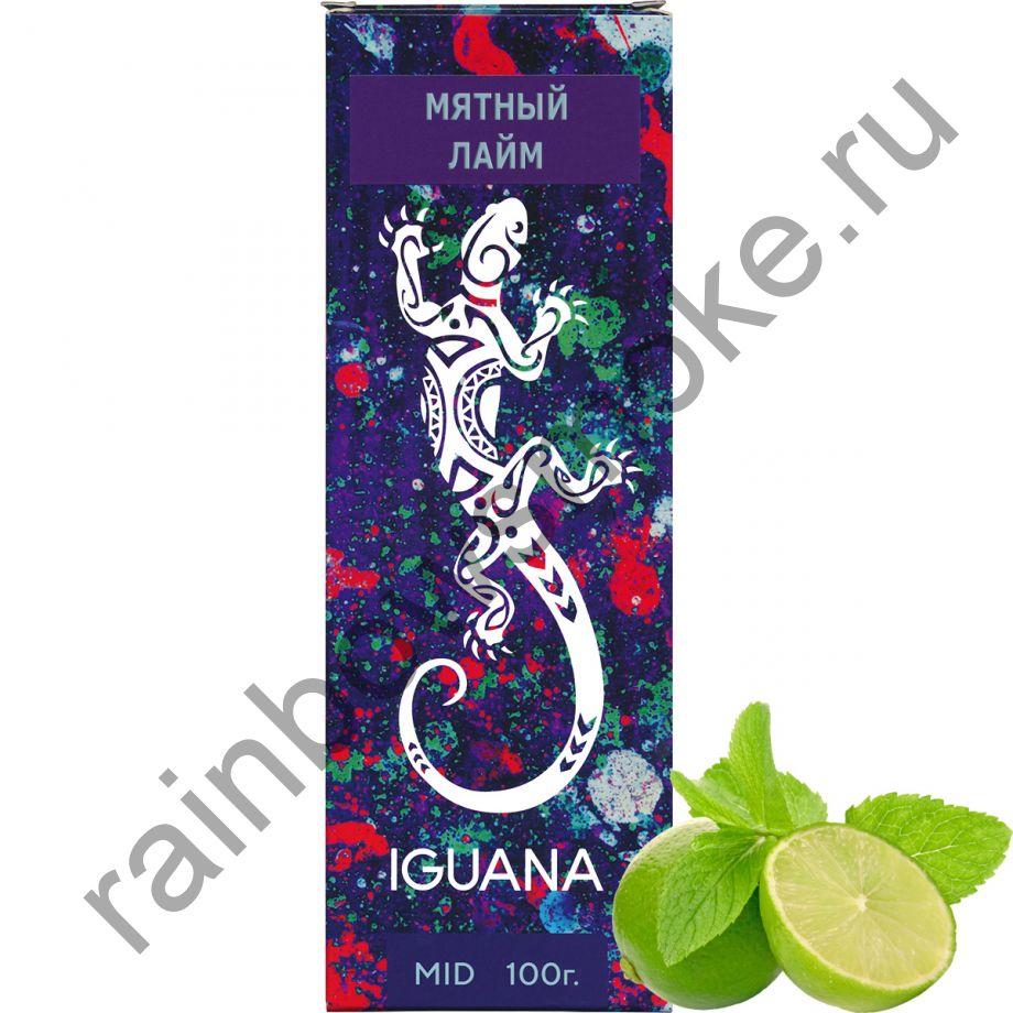 Iguana 100 гр - Lime Mint (Мятный лайм)