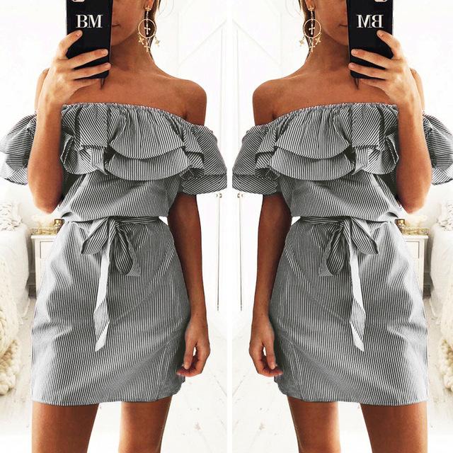 Как Сделать Платье С Открытыми Плечами