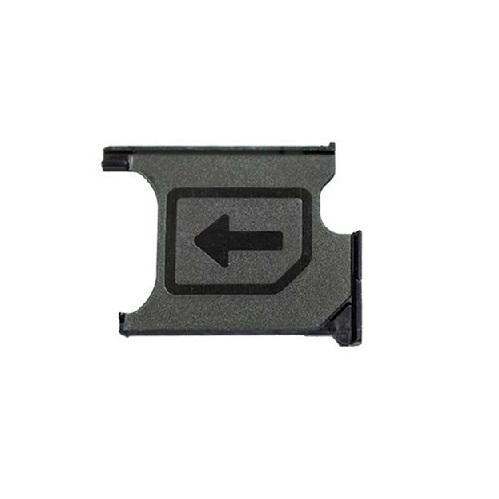 SIM-лоток (сим контейнер) для Sony Xperia Z1, Z2, Z Ultra, Z1 Compact, T2 Ultra