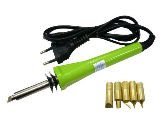 Паяльник электрический с набором насадок BL-177В-5