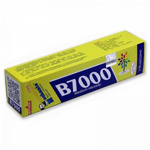 Клей Mechanic B7000 110ml (для тачскринов)