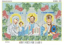 ЮМА-3204 Домашний Иконостас А3 (набор 1250 рублей)