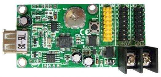 Контроллер для бегущих строк BX-5UL