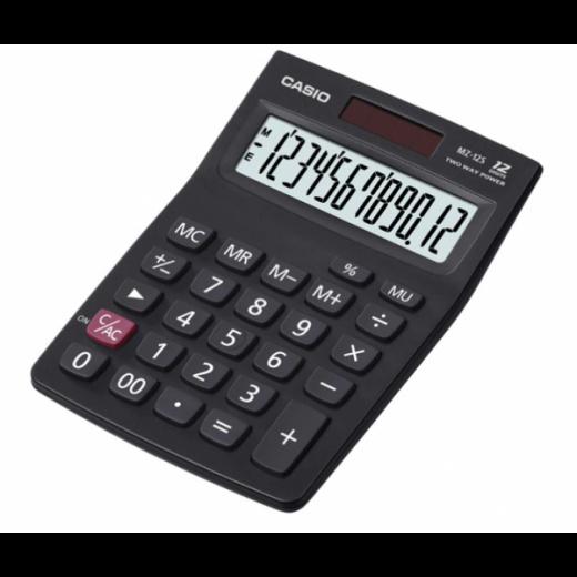 Калькулятор CASIO DZ-12S(12 разр.) настольный