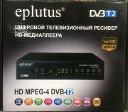 DVB-166T цифровая приставка DVB-T2