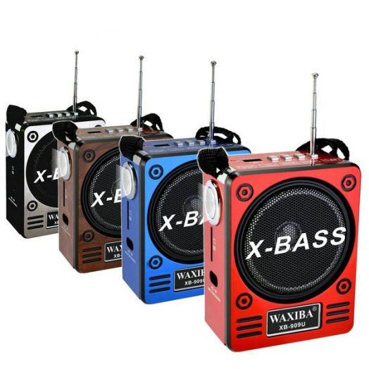 Waxiba XB-909U р/п сетев (USB) (УЦЕНКА!!! Небольшая трещина на корпусе)