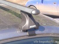 Багажник на крышу Hyundai Elantra 6 (AD) 2015-..., Атлант, аэродинамические дуги