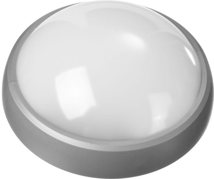 Светильник влагозащищенный Jazzway 10W PBH-PC-OA микроволновый датчик