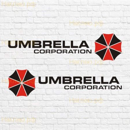 Umbrella corporation в векторе