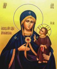 Армянская (икона на дереве)