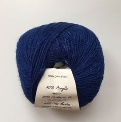 Baby wool (Gazzal) 802-т. Синий
