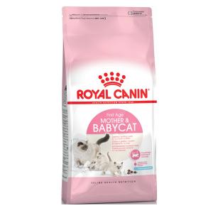 Корм сухой Royal Canin Babycat для котят до 4 месяцев  с птицей 0.4кг