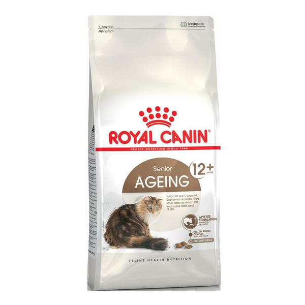 Сухой корм для пожилых кошек Royal Canin Ageing +12