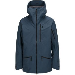 Peak Performance Radical 3L Jacket blue steel