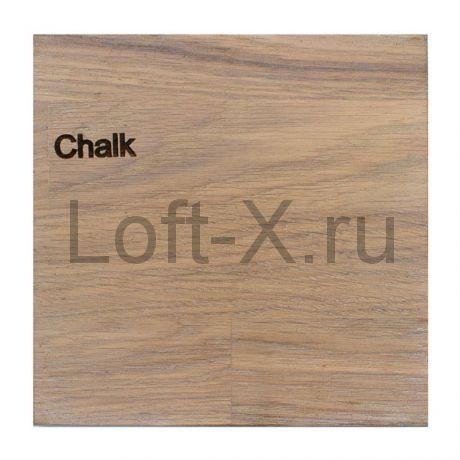 Тонировка дуба - цвет Chalk