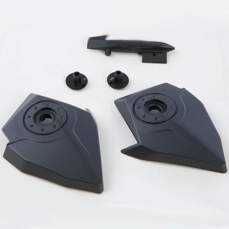 FLY - Trekker Side Cover Conversion Kit комплект боковых накладок для шлема