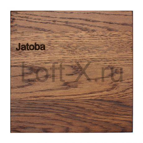Тонировка дуба - цвет Jatoba