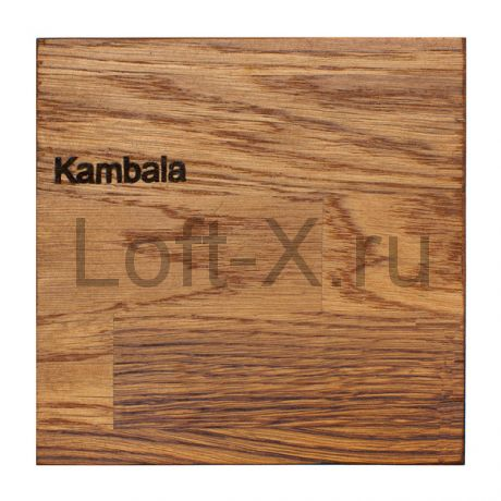 Тонировка дуба - цвет Kambala
