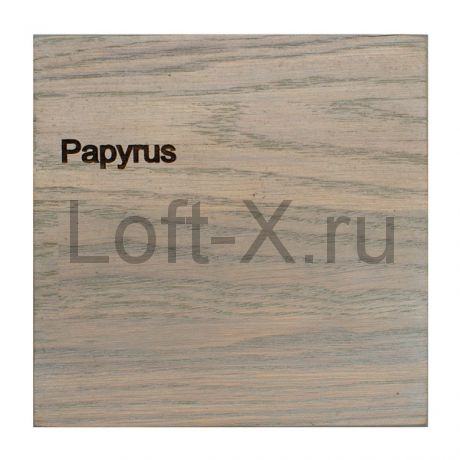 Тонировка дуба - цвет Papyrus