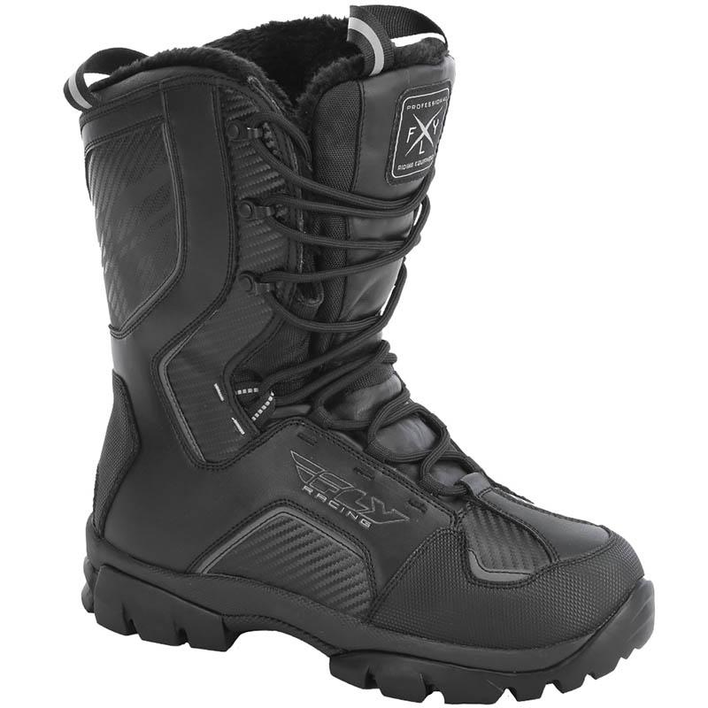 Fly - Marker Boot Black ботинки зимние для ATV/снегохода