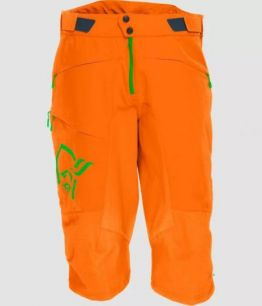 Norrona Fjøra Flex1 Shorts PURE ORANGE M
