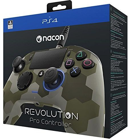 Геймпад Nacon Revolution Pro Controller Camo Green (PS4 / PC)