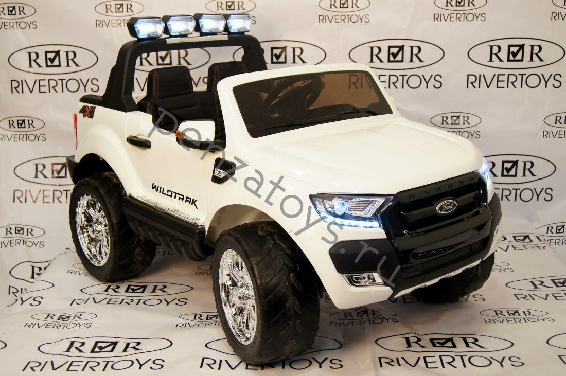 Электромобиль NEW FORD RANGER 4WD ЛИЦЕНЗИЯ