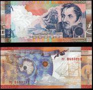 """ГОЗНАК. """"Ф.Ф.Беллинсгаузен"""" - тестовая банкнота, образца 2008 года РОССИЯ. РЕДКОСТЬ!"""