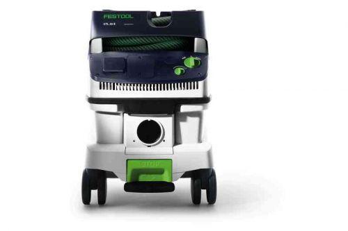 Пылеудаляющий аппарат CLEANTEX CTL 26 Е