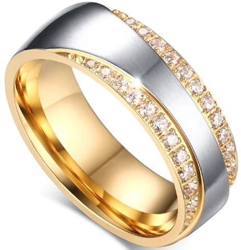 Кольцо Премиум женское