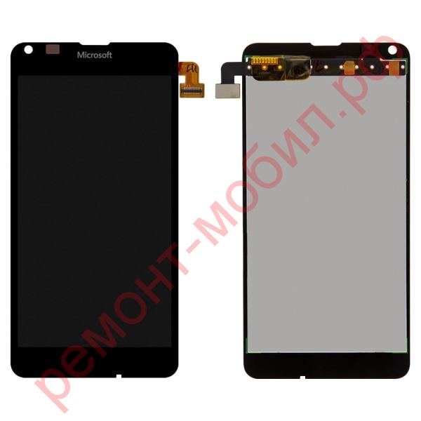 Дисплей для Nokia Lumia 640 XL ( RM-1062 / RM-1063 / RM-1064 ) с тачскрином