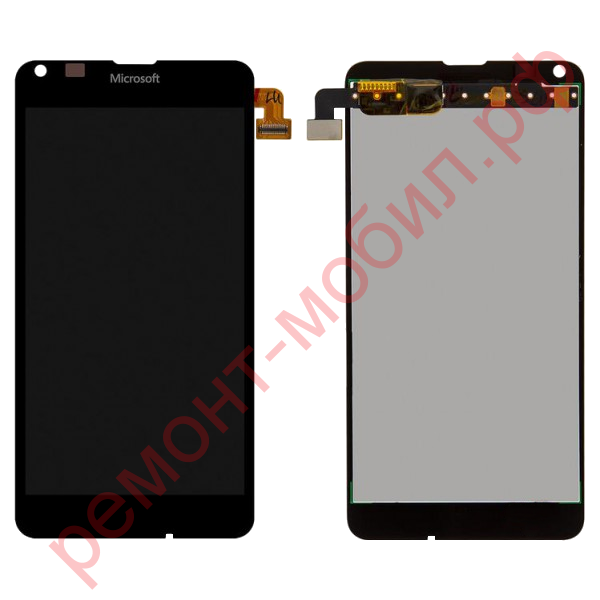 Дисплей для Nokia Lumia 640 XL ( RM-1062 / RM-1063 / RM-1064 / RM-1065 / RM-1066 ) в сборе с тачскрином