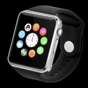 Умные часы Smart Watch W8 черный