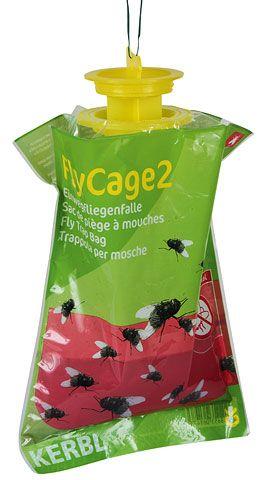 Ловушка для насекомых FlyCage2. Для конюшни. Kerbl