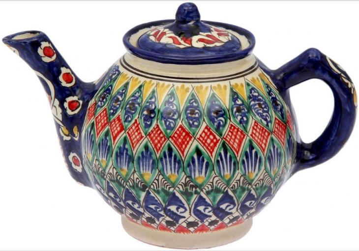 Чайник узбекский 1л