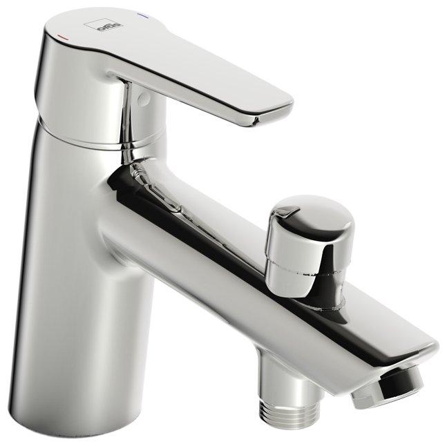 Смеситель для ванны с душем Oras Saga 3946F