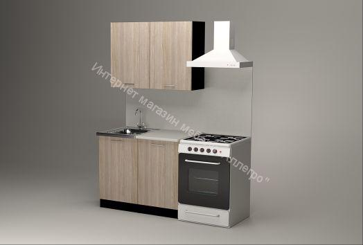 Кухонный гарнитур Светлана мини 1,0 м