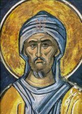 Икона Ефрем Сирин (копия старинной)