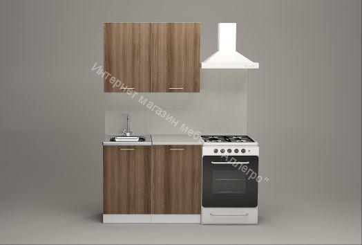 Кухонный гарнитур Яна мини 1,0 м