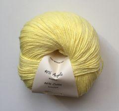 Baby cotton (Gazzal) 3413-лимонный