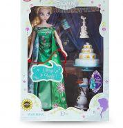 Кукла Эльза поющая набор Дисней - Холодное торжество
