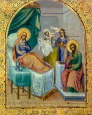 Рождество Пресвятой Богородицы (копия иконы 19 века)
