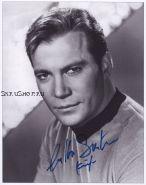 Автограф: Уильям Шетнер. Star Trek / Звездный путь