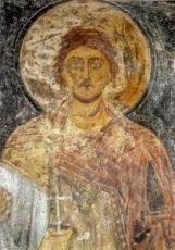 Икона Никифор Антиохийский (копия старинной)
